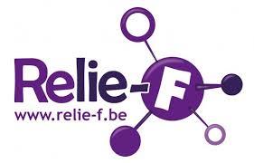 Logo de la fédération d'organisation de jeunesse Relie-F