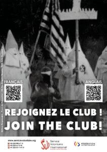 Campagne choc : regoignez le club !