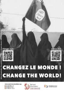 Campagne choc : changez le monde !