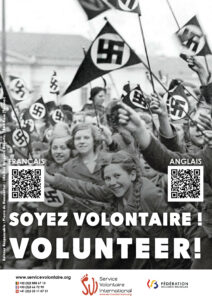 Campagne choc : soyez volontaire !