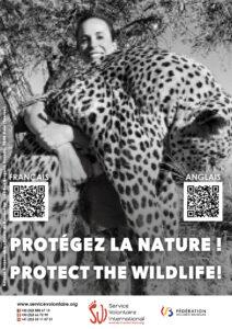 Campagne choc : protégez la nature !