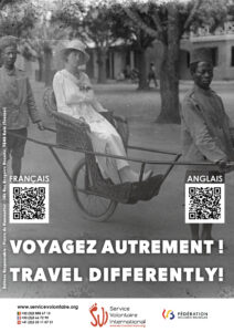 Campagne choc : voyagez autrement !