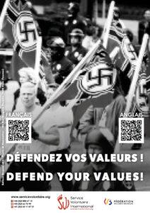 Campagne choc : défendez vos valeurs !