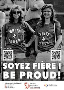 Campagne choc : Soyez fière !