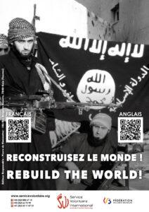 Campagne choc : reconstruisez le monde !